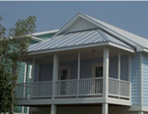 5-V Metal Roofing Panels