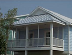 5-V Metal Roofing Panels