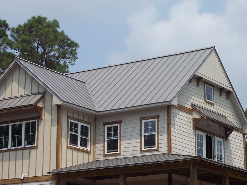 Standing Seam Metal Roof Installation Wilmington