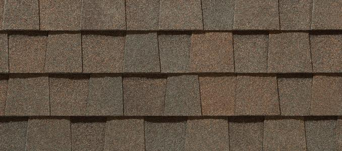 Heather Blend shingles