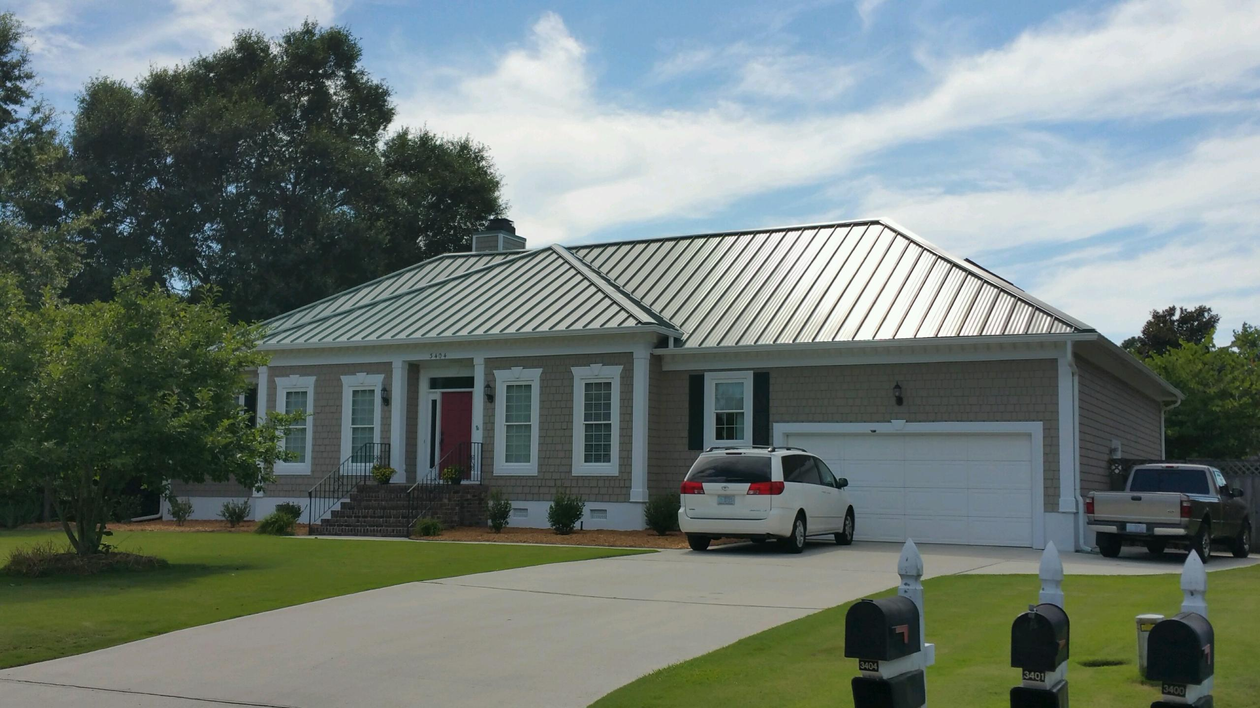 Standing Seam Metal Roofing 11