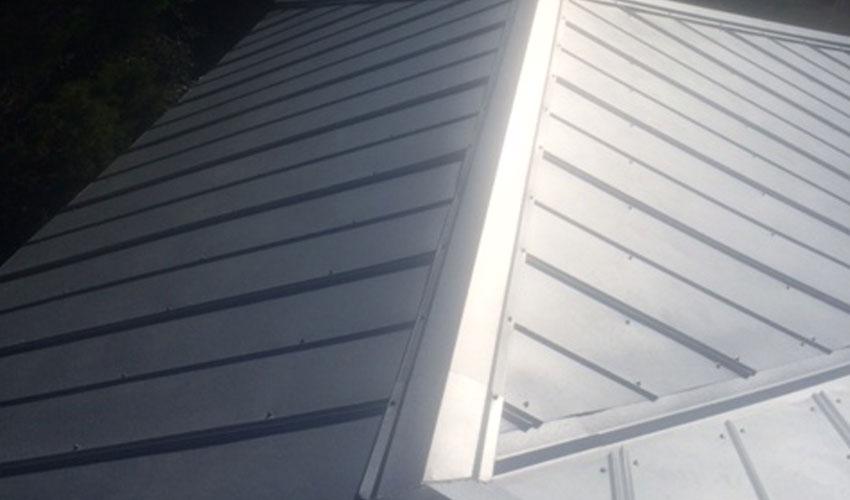 5v Metal Roofing Portfolio Atlantic Roofing Company