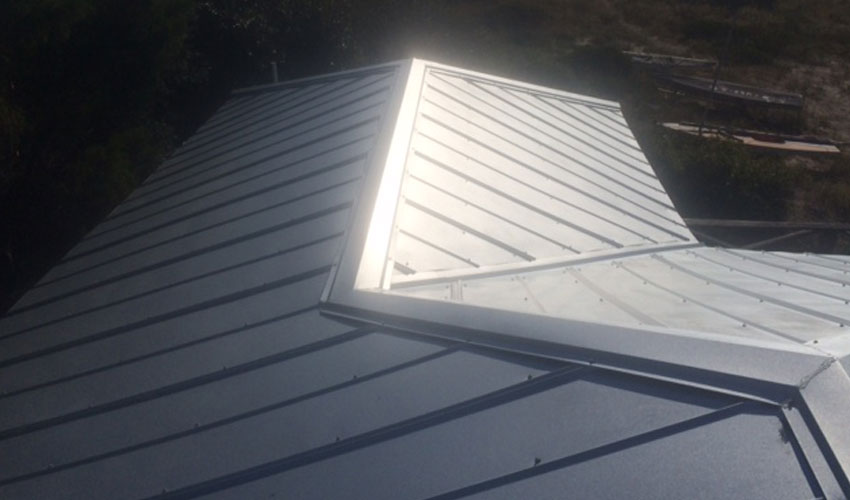 5V Metal Roofing in Wilmington, NC