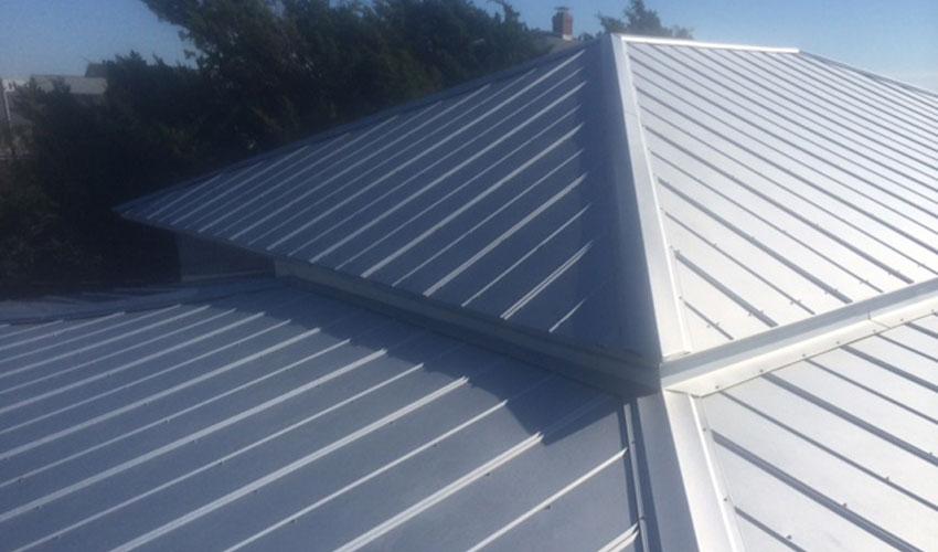 Atlantic Roofing 5V Metal Roofing Wilmington, NC