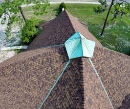 Atlantic Roofing Company Shingle Ariel