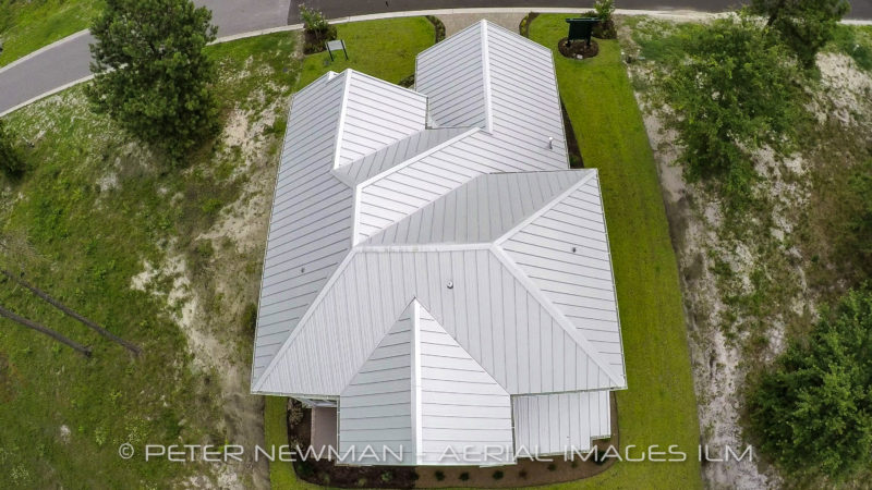 Standing Seam Metal Roofing 2