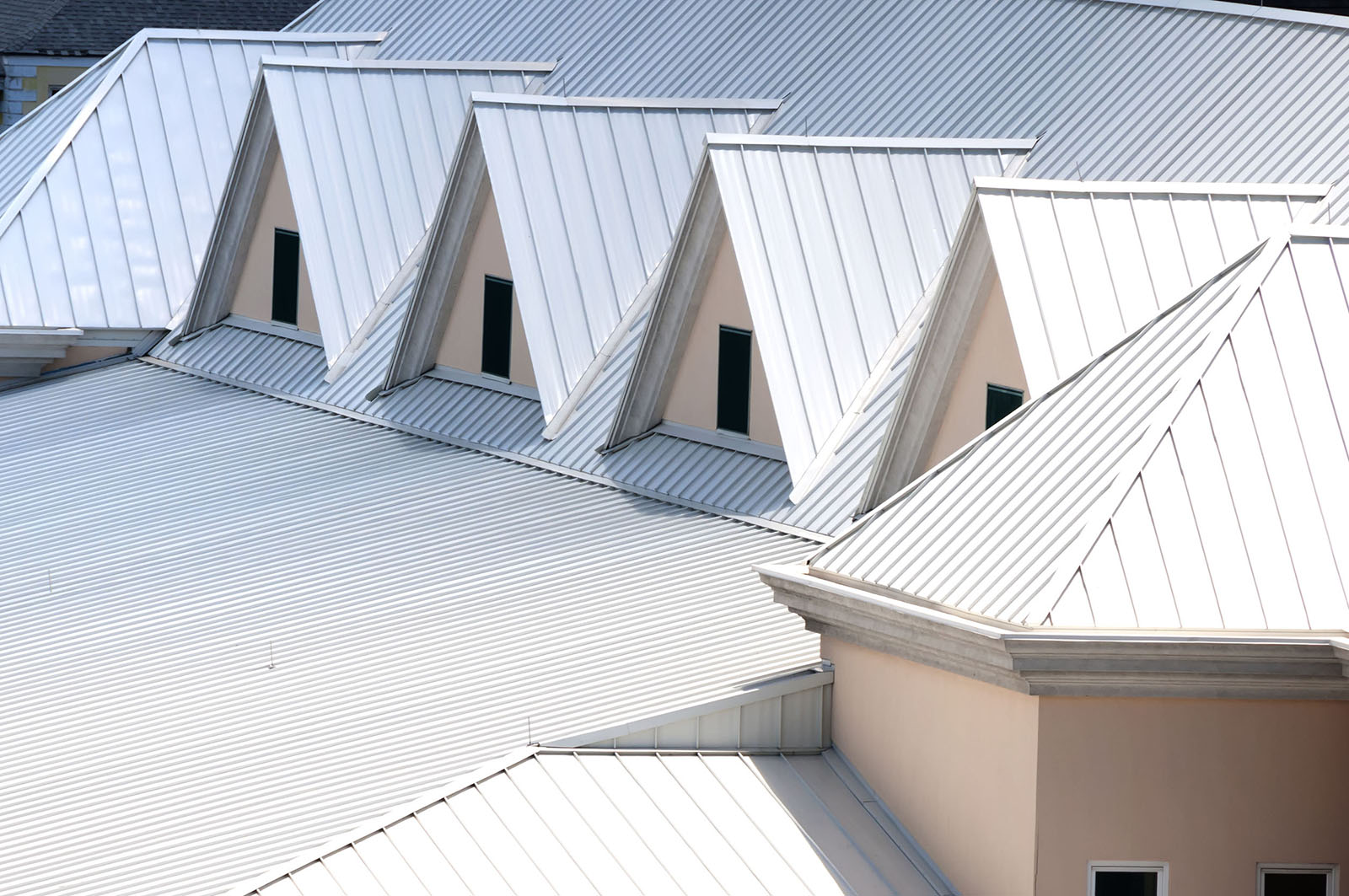 What S A Standing Seam Roof Durable Sustainable Roofing