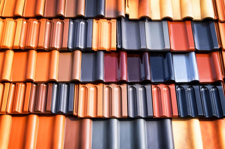 metal roofing tiles