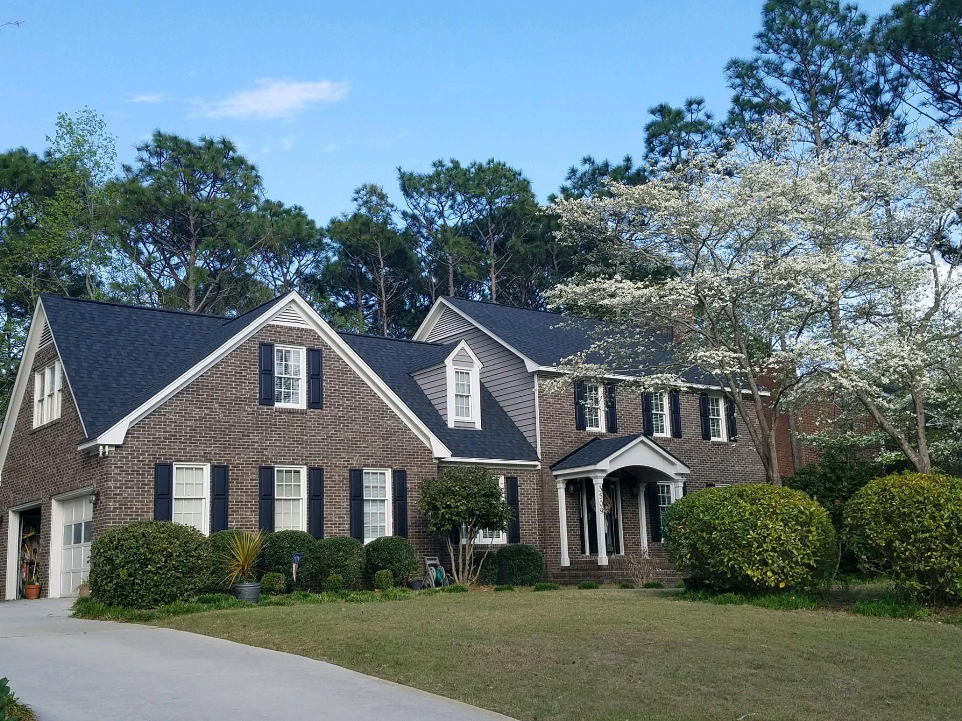 Atlantic Blue Asphalt Shingles Roofing Shingles
