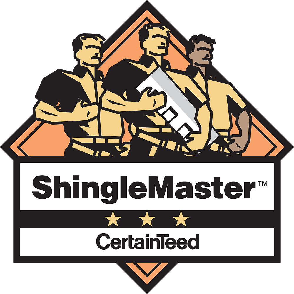 Shinglemaster Certified Atlantic Roofing Company