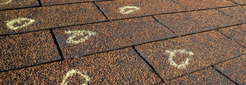 signs of storm damage that can be repaired by your local roofing company