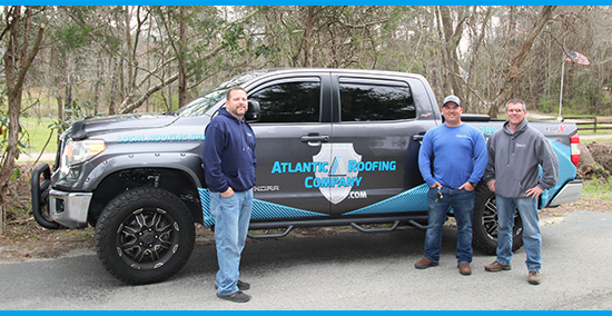 Atlantic Roofing Team