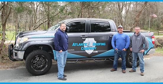 Atlantic Roofing Team